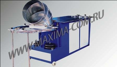 Станок для сегментных отводов от ПКФ Максима